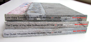 Mission Miracle Mile Trilogy + Max Wolf Valerio