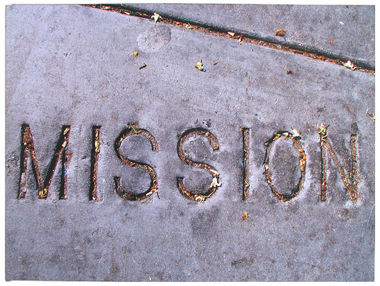 The Outer Mission part 3 of the Mission Miracle Mile Trilogy